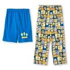 Despicable Me Minions Boys' Sleep Pant - Yellow XS