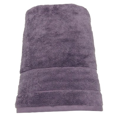 Organics Bath Sheet Grape Lavender - Threshold™