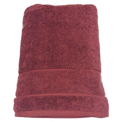 Organics Bath Sheet Aubusson Red - Threshold™