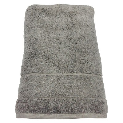 Organics Bath Sheet Grey Stone - Threshold™