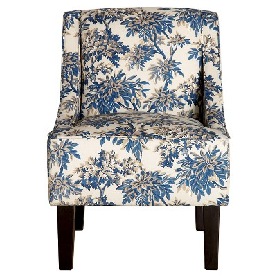 Captivating Hudson Swoop Arm Chair Threshold