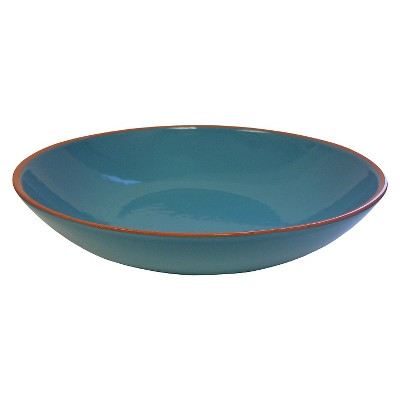 Stoneware Serving Bowl Light Blue - Threshold