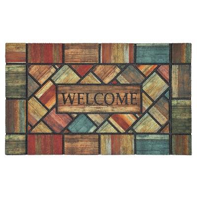 "Mohawk Woodland Walk Doormat - Multi-Colored (18""x30"")"