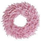 """30"""" Fir Wreath 260T - Pink"""