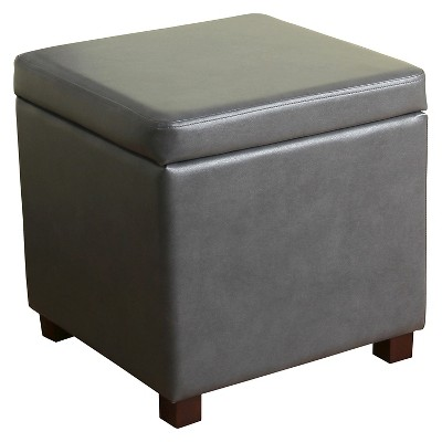 Collins Cube Storage Ottoman - Threshold™