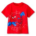 Toddler Boys' Spiderman T-Shirt - Red