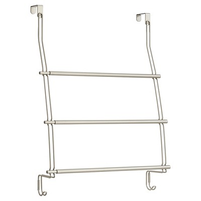 InterDesign Steel Shower Towel Rack