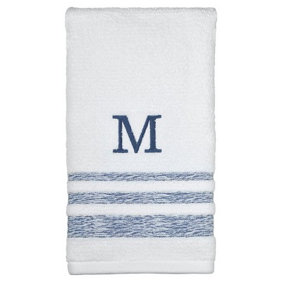 Threshold™ Monogram Hand Towel M