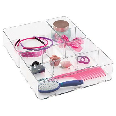 InterDesign 3pc Drawer Organizers