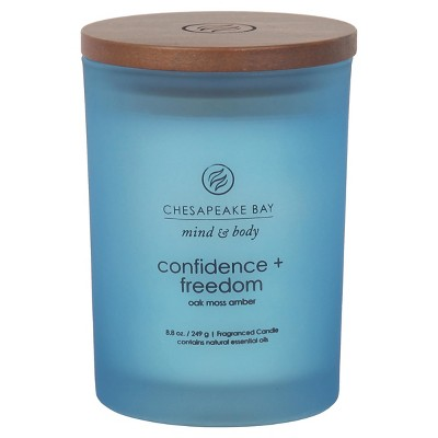 Confidence and Freedom Medium Jar - Dark Blue