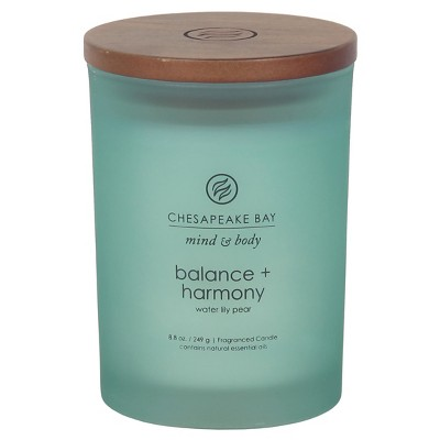 Balance and Harmony Medium Jar - Aqua