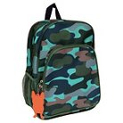 French Bull Kids Backpack - Camo Pattern