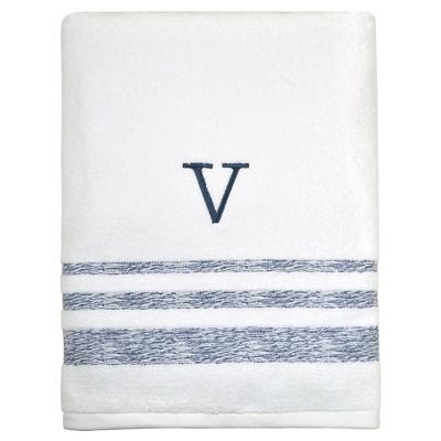 Monogram Bath Towel and Hand Towel - Threshold™