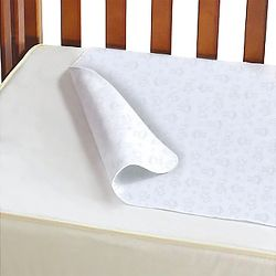 Tl Care Quilted Lap Pad Amp Burp Pad 2pk Target