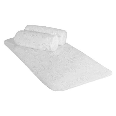 Serta® Perfect Sleeper Lap and Burp Pads 3 Pack