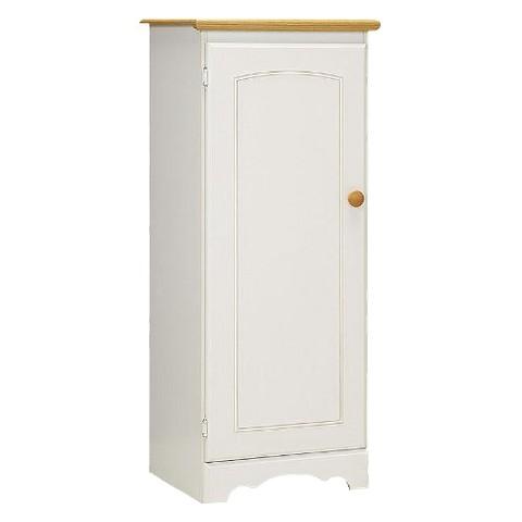 Pantry Storage Cabinet White Tar