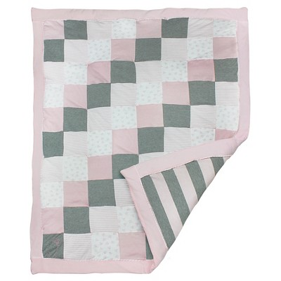 Quilt/coverlet Burt's Bees Baby BLUSHI