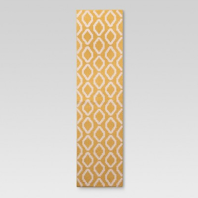 "1'10""X7' Accent Runner Yellow - Threshold™"