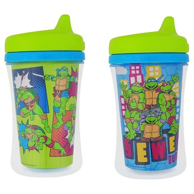 Gerber® Teenage Mutant Ninja Turtles Baby 2-Pack Sippy Cup With Spout Multicolored