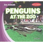 Penguins at the Zoo ( Zoo Animals) (Hardcover)