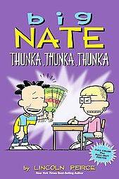 Thunka, Thunka, Thunka ( Big Nate) (Paperback)