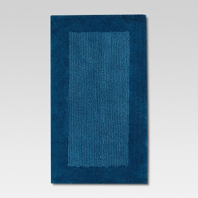 Organics Bath Rug Green Turquoise - Threshold™