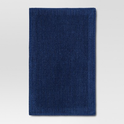 Organics Bath Mat Balanced Blue - Threshold™