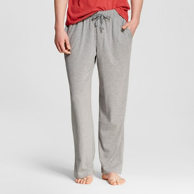 Men's Sleep Pants Heather Grey L - Merona™