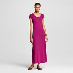 Women's Maxi T-Shirt Dress - Mossimo Supply Co.