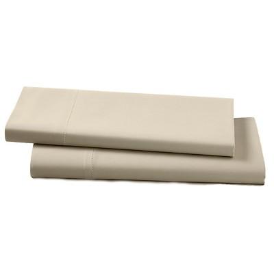 Lisse Bedding Pillow Case (Set of 2) - Linen (Queen)