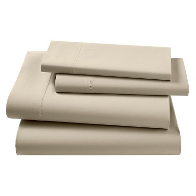 Lisse Bedding Sheet Set - Linen (King)