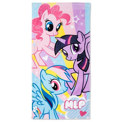 License My Little Pony Beach Towel