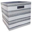 "Fashion Cube Storage Bin 13"" - Threshold"