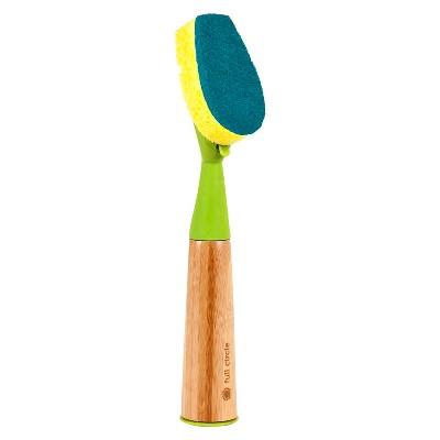 Full Circle Suds Up Soap Dispensing Sponge, Green