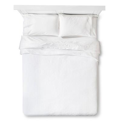 Matelasse Coverlete King - White - Fieldcrest Luxury®