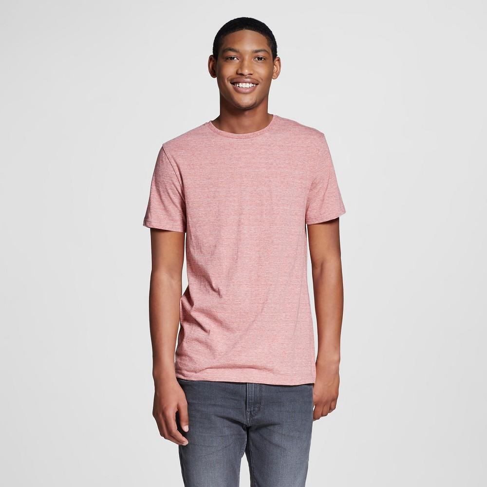 1f560f19e1f05 Men's Crewneck T-Shirt Red Heather - Mossimo Supply Co. XL, Astoria ...