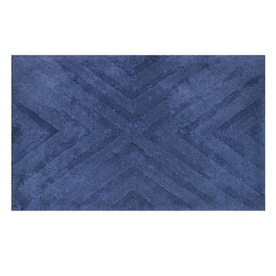 Bath Rug Balanced Blue (20x) - Nate Berkus™