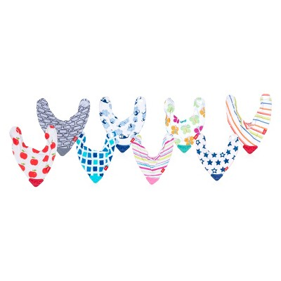 Nuby Bandana Bib with Teether