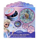 Frozen Crystal Creations Musical Jewelry Box