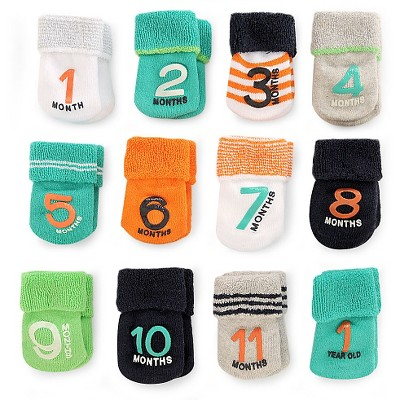Just One You™Made by Carter's® Boys' Birthday Month Socks
