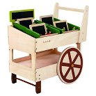 EverEarth Organic Fruit & Veggie Cart