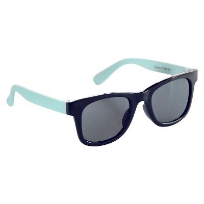 Baby Boys' Stripe Square Sunglasses Navy S - Circo™