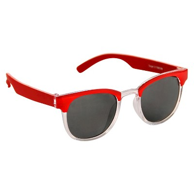 Baby Girls' Square Sunglasses Red S - Circo™