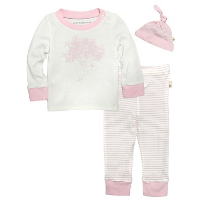 Top And Bottom Sets Burt's Bees Baby 6-9 M APLBLO