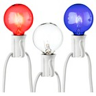 20ct String Lights Red-White and Blue - Room Essentials™