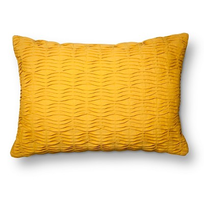 Decorative Pillow Threshold Yellow
