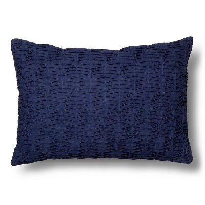 Decorative Pillow Threshold Blue
