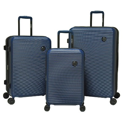 Travelers Polo & Racquet Club Shanghai Luggage Set- Navy