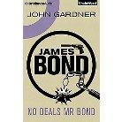 No Deals, Mr. Bond ( James Bond) (Unabridged) (Compact Disc)