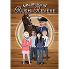 Adventures of Rush Revere ( Rush Revere) (Combined) (Hardcover)